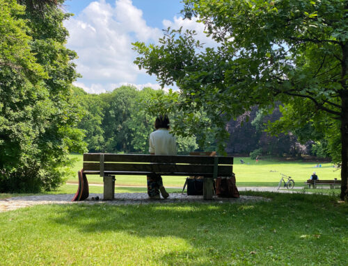 Conscious CiTY  Projekt 2021- ON THE BENCH: Coaching Umsonst & Draussen